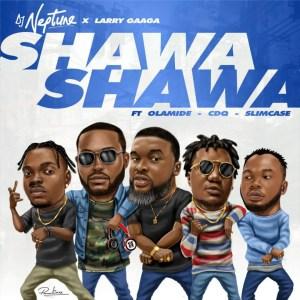 DJ Neptune - Shawa Shawa ft Larry Gaaga, Olamide, CDQ & Slimcase